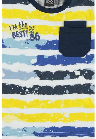 iDO Kids Тениска на райе Момчета