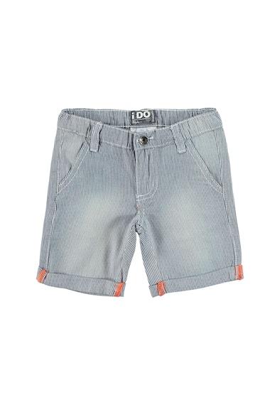 iDO Kids Pantaloni scurti cu model in dungi Baieti