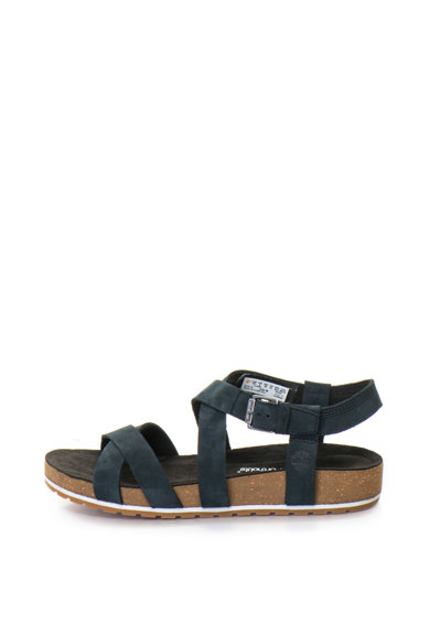 Timberland Sandale de piele nabuc Malibu Waves Femei