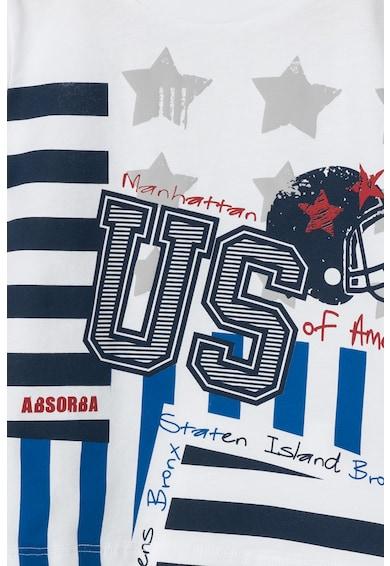 Absorba Комплект тениска и къс панталон Момчета
