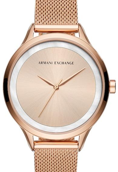 ARMANI EXCHANGE Часовник Harper с метална верижка Жени