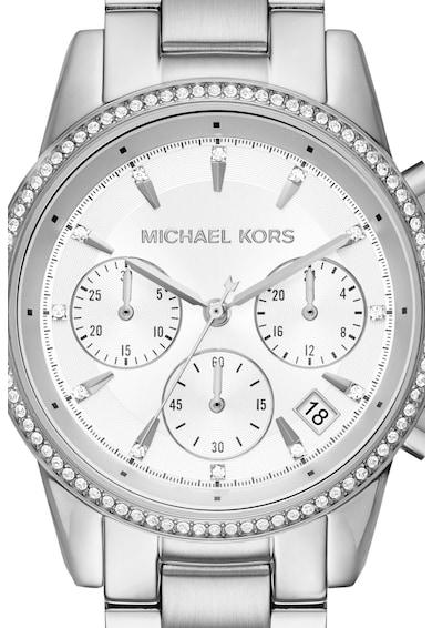 Michael Kors Ritz rozsdamentes acél chrono karóra női
