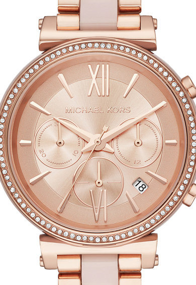 Michael Kors Часовник Sofie от неръждаема стомана Жени