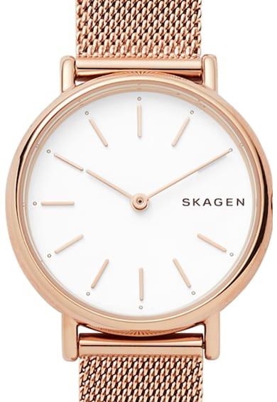 Skagen Часовник Signatur от неръждаема стомана Жени