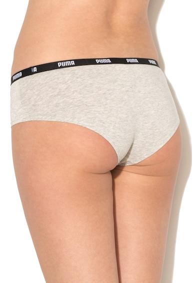 Puma Комплект бикини тип хипстър с модал - 2 чифта Жени
