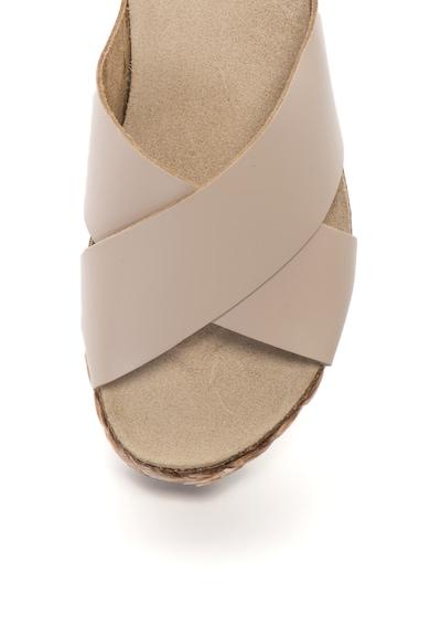 Bullboxer Pantofi slip-on flatform Femei
