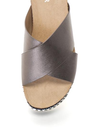 Bullboxer Papuci flatform cu tinte Femei
