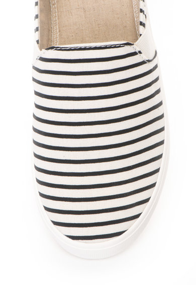 ROXY Pantofi slip-on cu model in dungi Femei