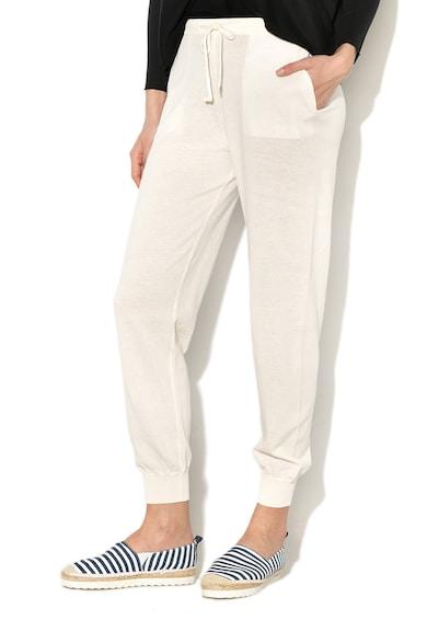 Stefanel Pantaloni sport din jerseu cu talie elastica Femei