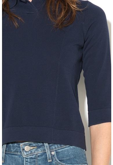 Stefanel Pulover tricotat fin cu maneci medii Femei