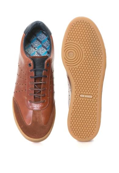 Ted Baker Pantofi sport de piele Barbati