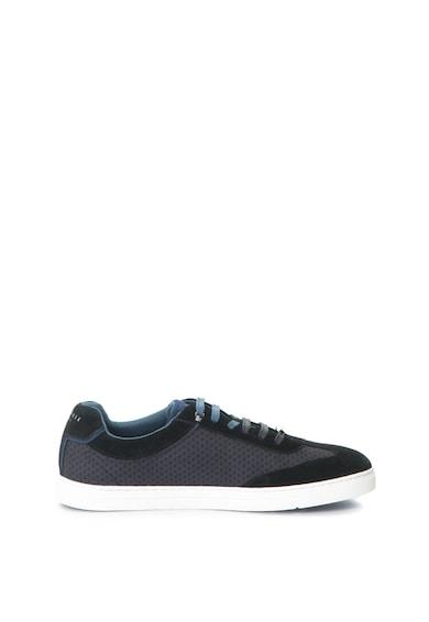 Ted Baker Спортни обувки с велур Мъже