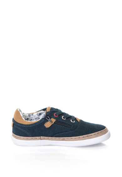 Gioseppo Pantofi sport din panza cu detalii contrastante Baieti