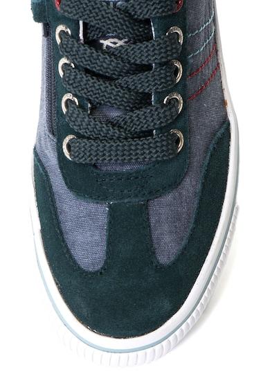 Gioseppo Pantofi sport cu garnituri din piele intoarsa Baieti