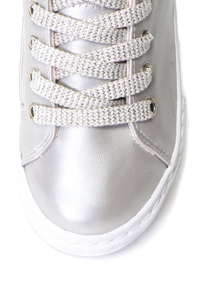 Gioseppo Pantofi sport din piele sintetica cu volane Baieti