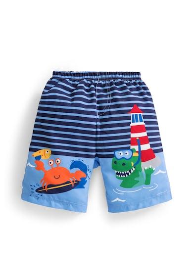 JoJo Maman Bebe Плувни шорти с еластична талия Момчета