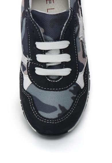 Zee Lane Sneakers cipő nyersbőr szegélyekkel Lány