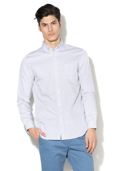 Lacoste Риза със стандартна кройка и джоб на гърдите Мъже