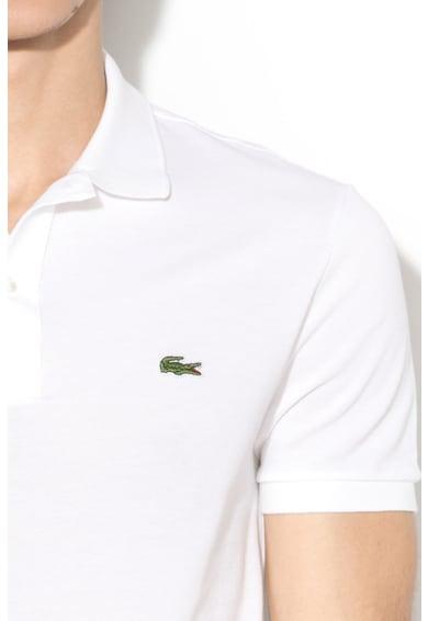 Lacoste Slim fit galléros póló 10 férfi