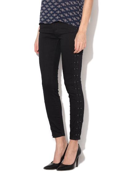 Haily's Pantaloni cu sireturi laterale incrucisate Dora Femei