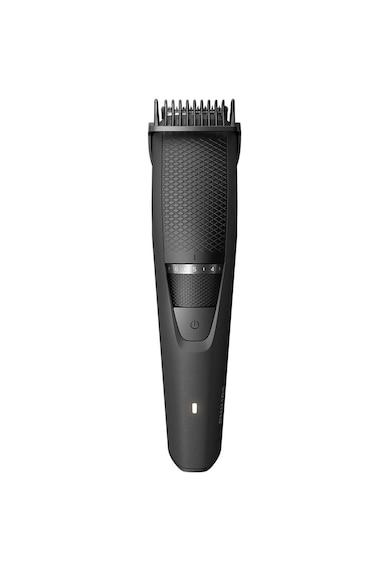 Philips Masina de tuns barba  /14, 20 setari, 0.5 - 10 mm, Durata de functionare/Incarcare 60 de minute, Negru Barbati