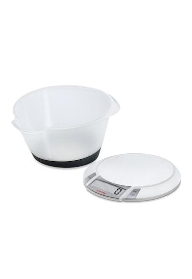 Soehnle Cantar digital de bucatarie  Olympia Plus, 5kg, 1 gr, Alb Femei