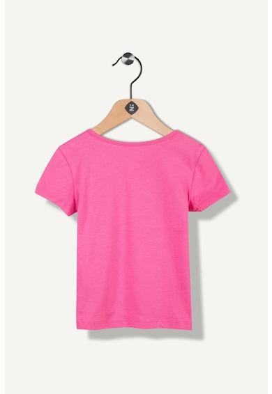 Z Kids Тениска с фигурална щампа Момичета
