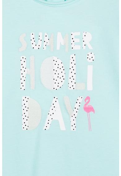 Z Kids Тениска с текстова щампа Момичета