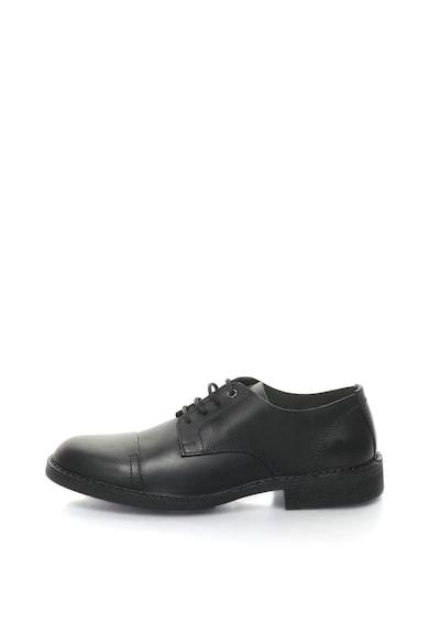 Diesel Pantofi derby de piele D-Pit Barbati