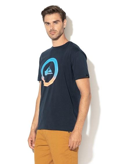 QUIKSILVER Regular fit logómintás póló férfi