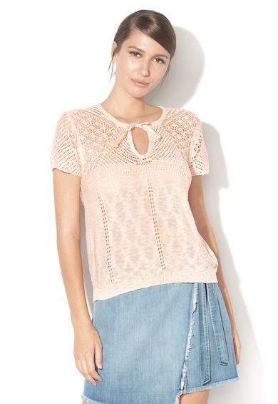 ROXY Bluza de tricot cu snur Femei