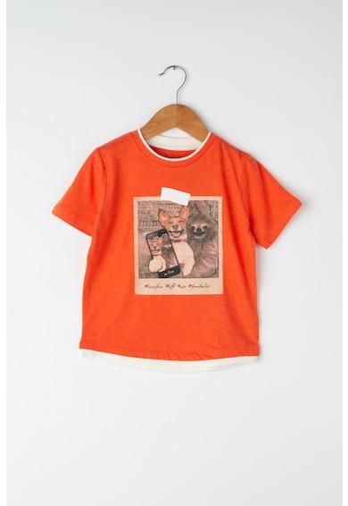 Tom Tailor Kids Tricou cu imprimeu grafic Baieti