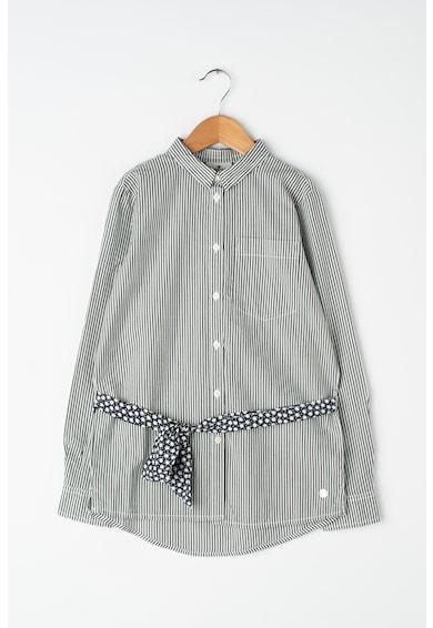 Tom Tailor Kids Раирана риза с връзка на талията Момичета
