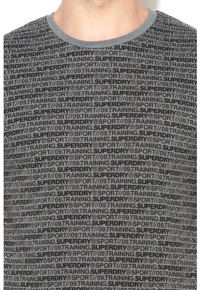 SUPERDRY Тениска за фитнес Gym Tech Мъже