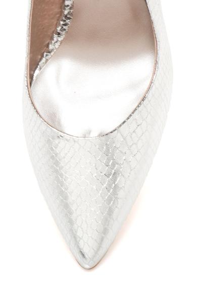 Roberto Botella Pantofi cu varf ascutit si aspect metalizat Serpiente Femei