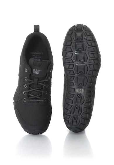 CAT Спортни обувки Instruct от кожа и текстил Мъже