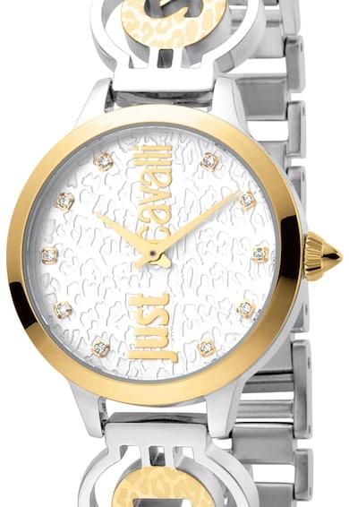 JUST CAVALLI Часовник с верижка Жени