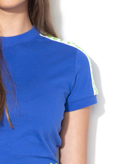 Puma Crop póló dekoratív oldalpanelekkel - Fenty x Puma női