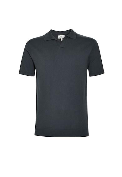 NEXT Tricou polo din tricot fin Barbati