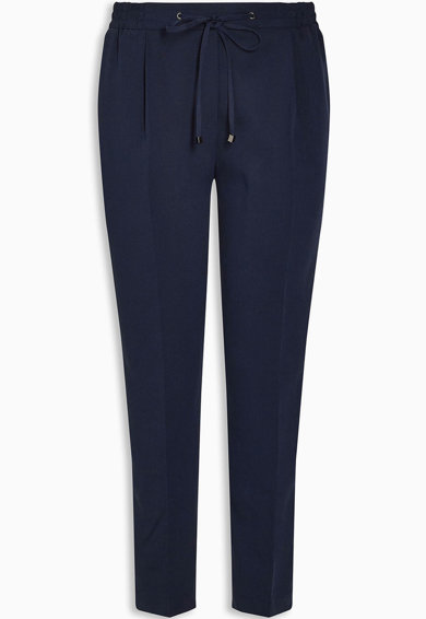 NEXT Pantaloni jogger din lyocell cu talie elastica Femei