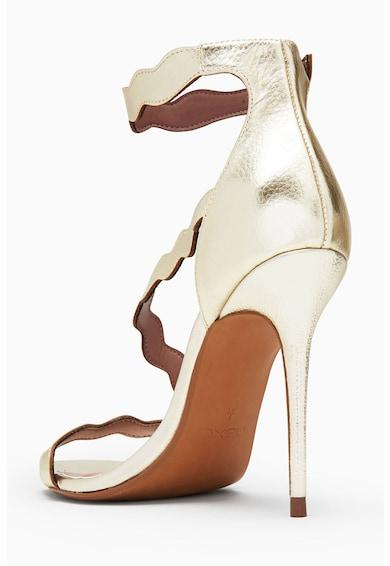 NEXT Sandale de piele sintetica, cu toc inalt Femei