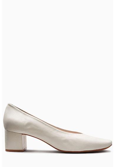 NEXT Pantofi de piele cu toc mediu Femei