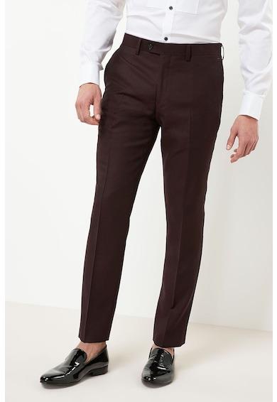 NEXT Pantaloni slim fit eleganti de lana Barbati