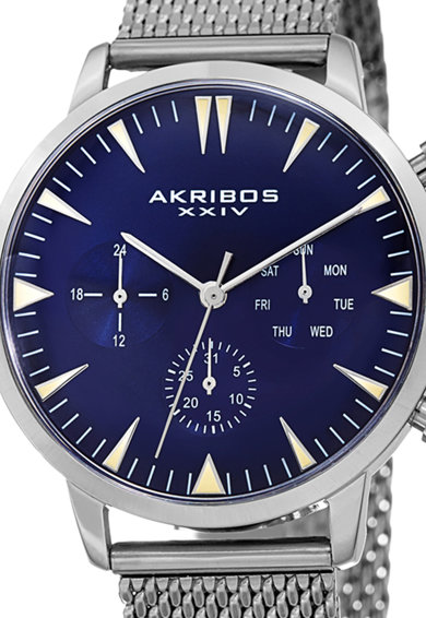 AKRIBOS XXIV Часовник с верижка и хронограф Мъже