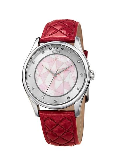 AKRIBOS XXIV Часовник с кристали и диаманти Жени