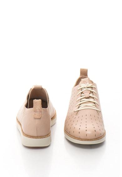 Clarks Tri Etch bőrcipő női