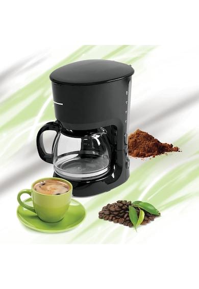 Heinner Cafetiera  , 750W, 1.25L, anti-picurare, mentinere cald, Negru Femei