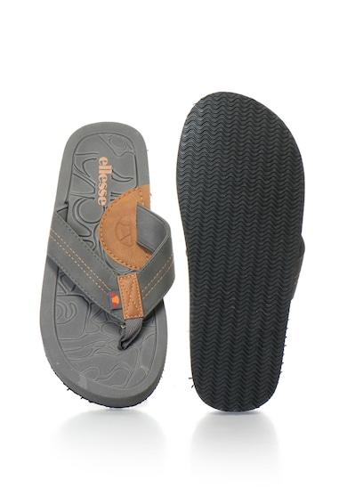 ELLESSE Papuci flip-flop cu brant texturat Santos Barbati