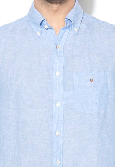 Gant Camasa regular fit cu guler fixat cu nasturi Barbati