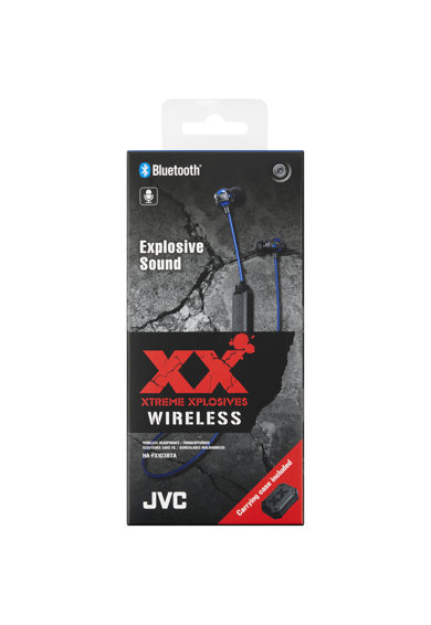 JVC Casti in-ear Bluetooth  HA-FX103BT Femei